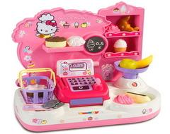Smoby Мини-магазин из серии Hello Kitty (24381)