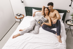Женские брюки пижамные E20K-12D101