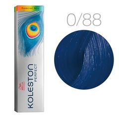 Wella Koleston Perfect Special Mix 0/88 (синий интенсивный) - Краска для волос