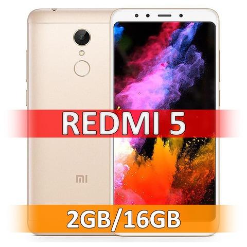 Xiaomi Redmi 5 (2-16Gb) Gold