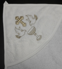 Полотенце Чаша (золото)