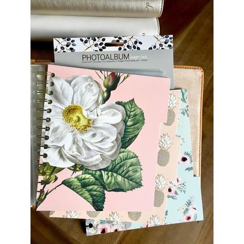 Разделительные страницы для альбома - Snap-In Decorative Dividers Small
