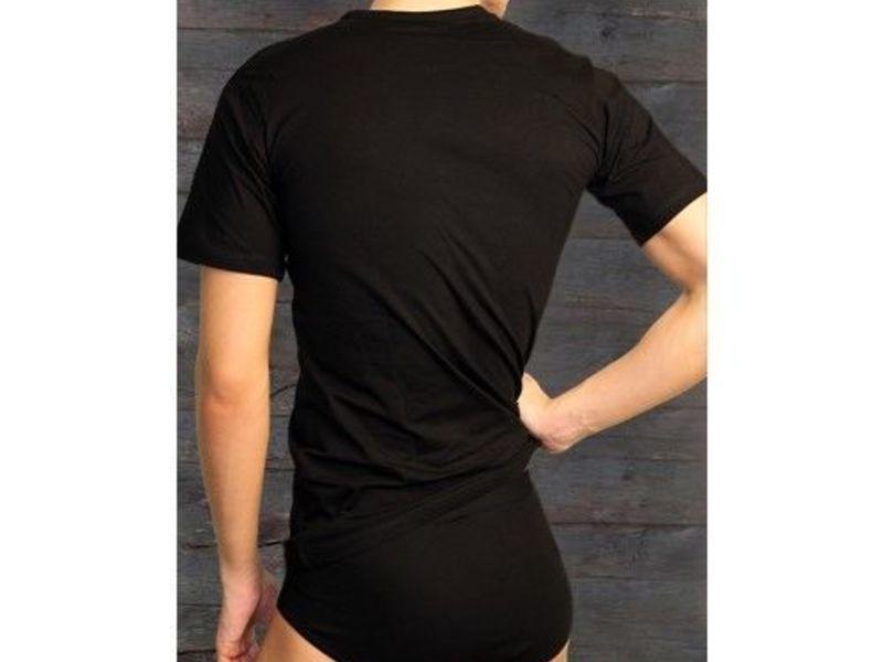 Мужская футболка черная Doreanse 2501