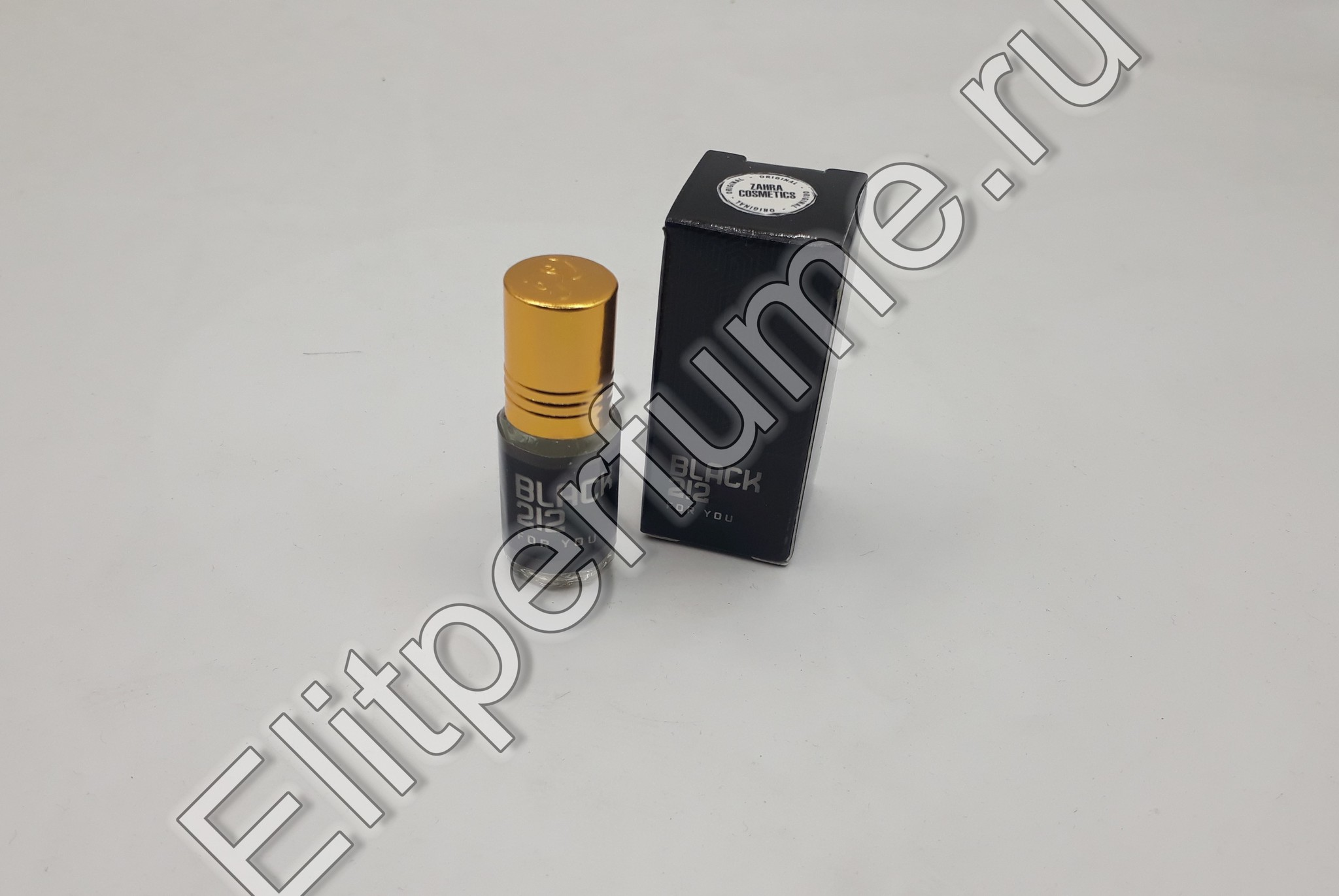 For You Black 2i2  3 мл арабские масляные духи от Захра Zahra Perfumes