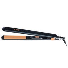 Щипцы для выпрямления волос DELTA DL-0531 черные