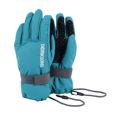 перчатки Didriksons Biggles Five Glacier blue