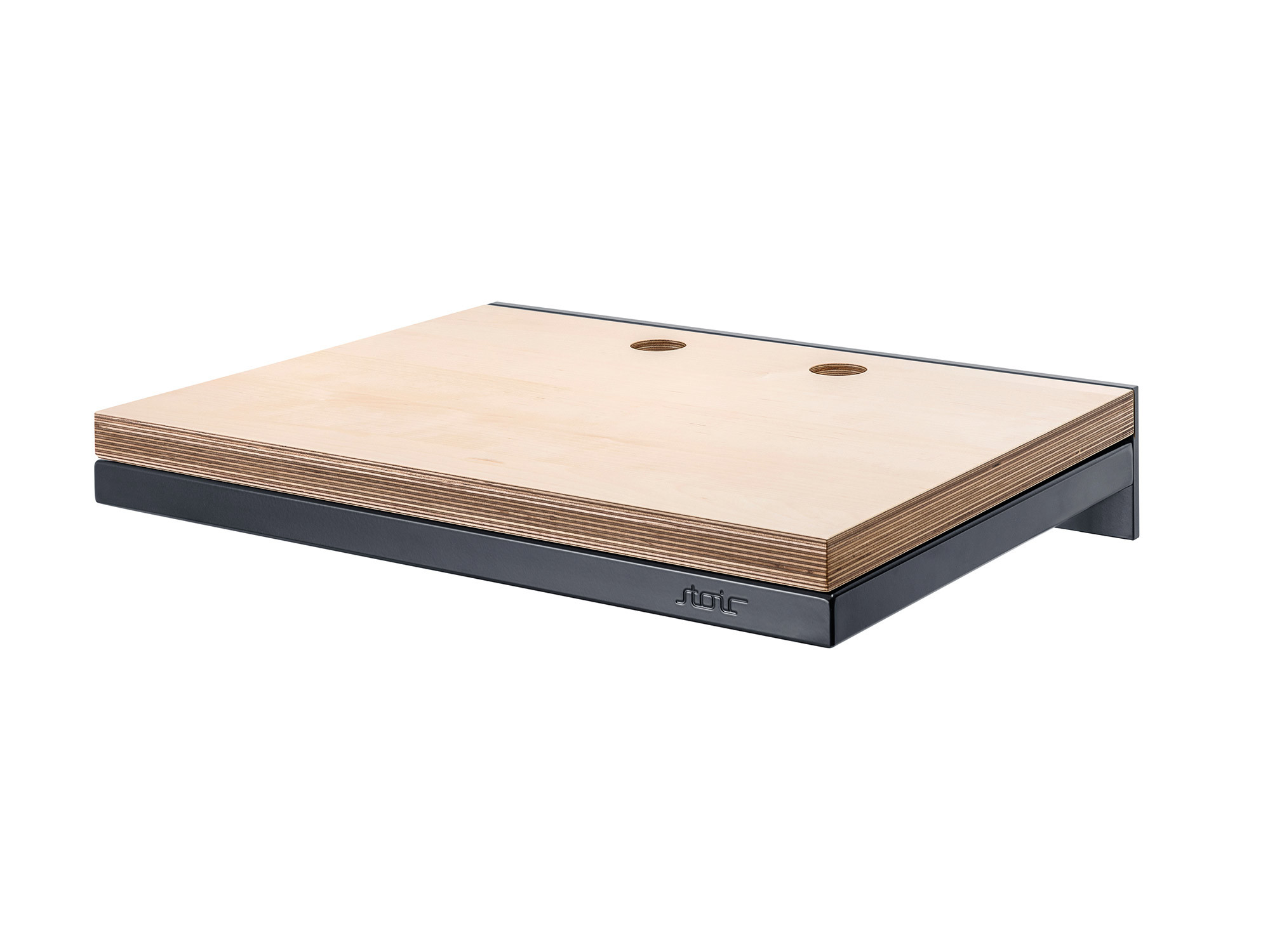 Inakustik Stoic Stainless steel frame, 40x55, Slate