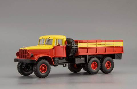 KRAZ-214B Emergency 1963-1967 1:43 Nash Avtoprom