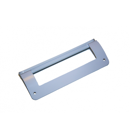 Ручка двери холодильника Стинол,Индезит  (скоба) серебристая 200 мм (С00859996)