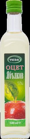 Уксус яблочный 5 %