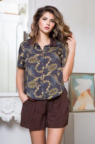 Комплект женский с шортами MIA-MIA Elania 16422