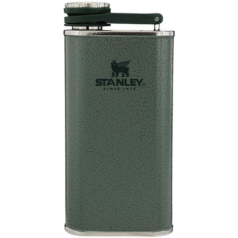 Фляга Stanley The Easy-Fill Wide Mouth Flask (10-00837-126) 0.23л зеленый