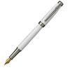 Pierre Cardin Luxor - White ST, перьевая ручка, М