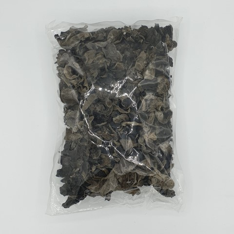 Грибы древесные сушеные черный ФУНГУС, 250 гр