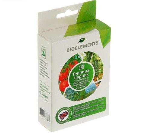 Удобрение восстановитель почвы Теплица-парник Биоэлементс 80 г