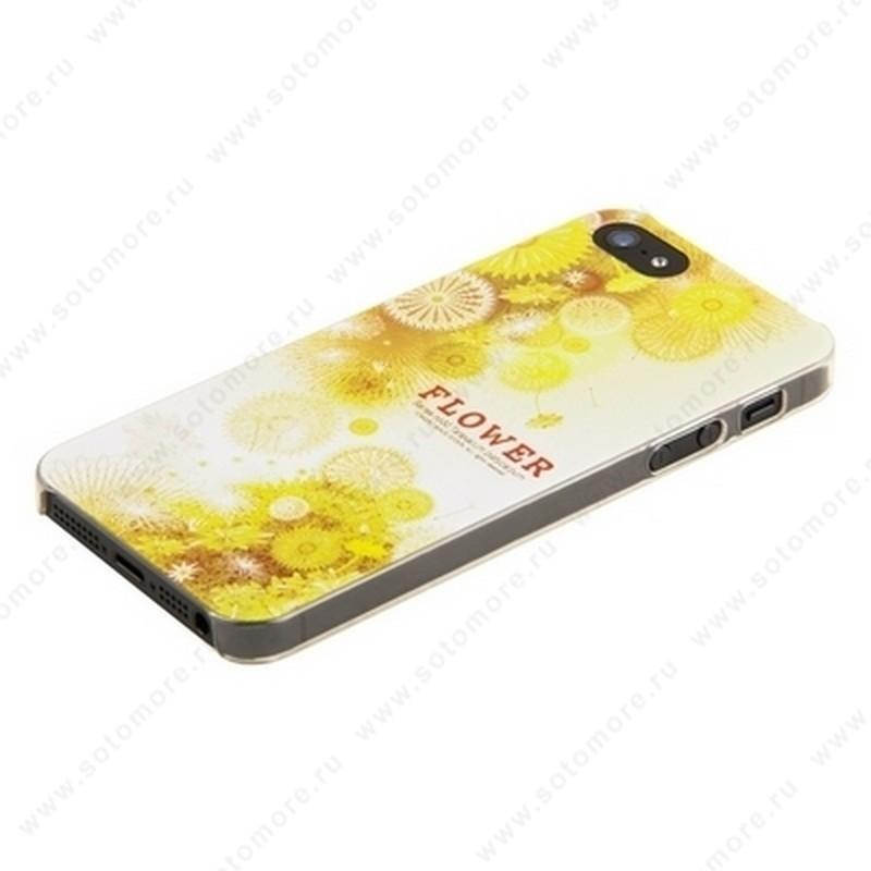 Накладка Sotomore для iPhone SE/ 5s/ 5C/ 5 вид 102