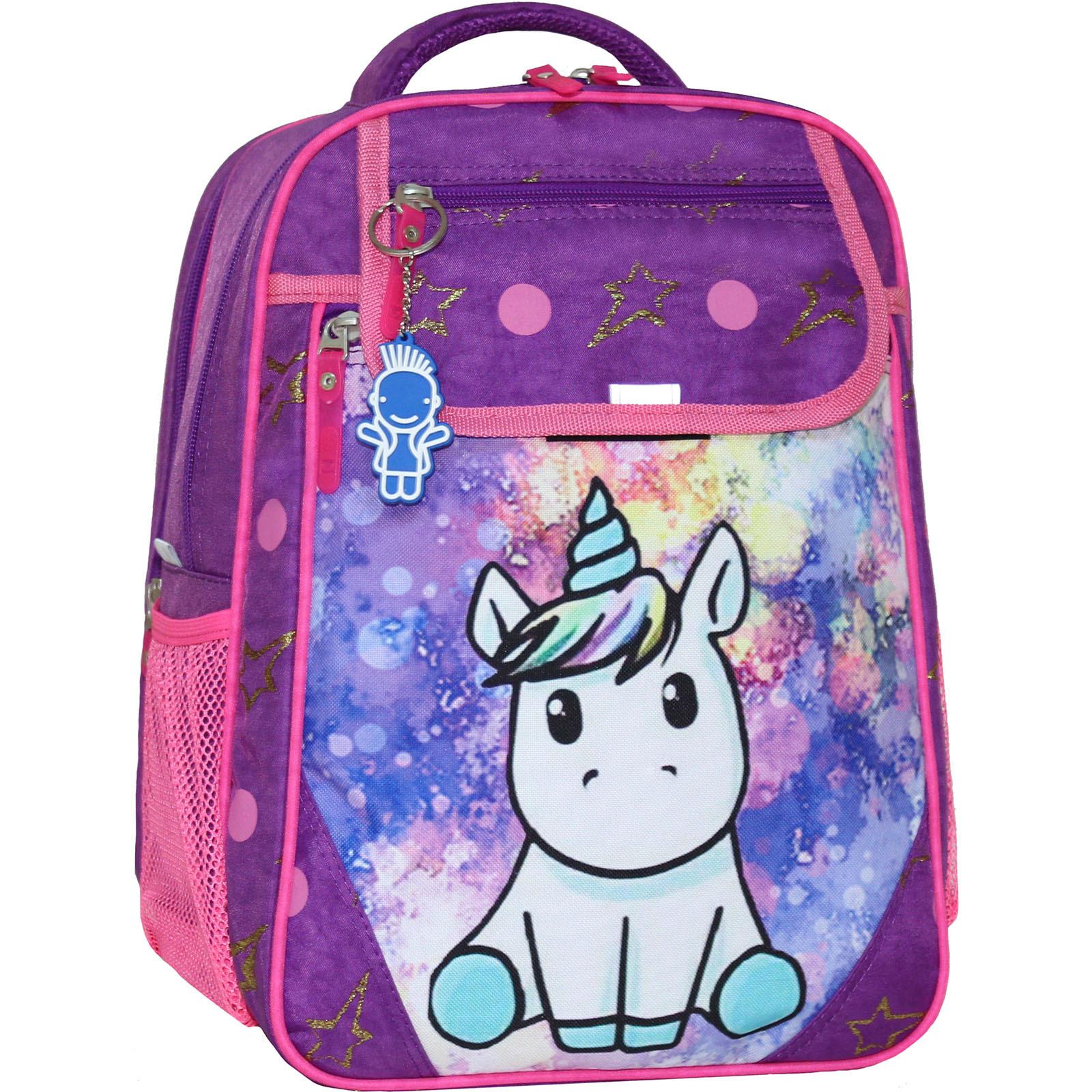 Школьные рюкзаки Рюкзак школьный Bagland Отличник 20 л. 339 фиолетовый 428 (0058070) IMG_5487_428_.JPG