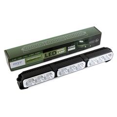 Фара дальнего света MTF Light LED — 3240Lm (3 секции)