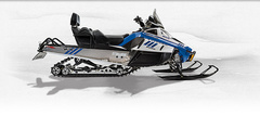 Снегоход Arctic cat BEARCAT 5000 XT blue фото