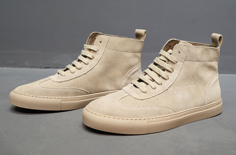 Ботинки «ERCU»