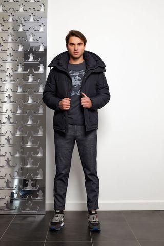 Trussardi Jeans Куртка с высоким воротом