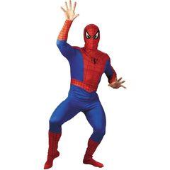 Взрослый костюм Человек-паук