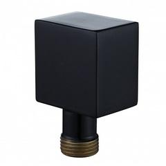 Шланговое подсоединение KorDi Black Line Edition KD P9758 Black фото