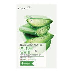 Eunyul Natural Moisture Mask Pack Aloe - Тканевая маска для лица с экстрактом алоэ