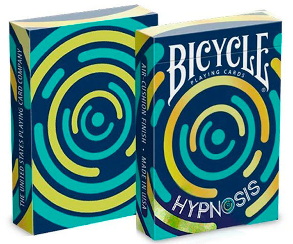 Карты Bicycle Hypnosis