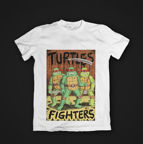 Футболка Черепахи-бойцы