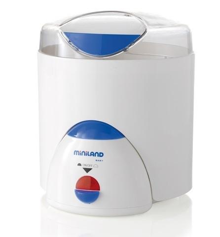 Нагреватель-пароварка-стерилизатор Miniland Super 3 Deco (арт.89033)