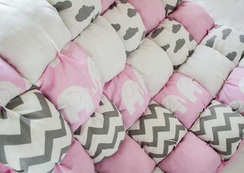 Одеяло Bombon Слоники