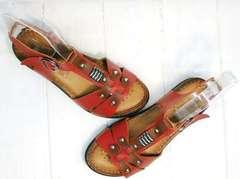 Модные женские босоножки сандалии из натуральной кожи Rifellini Rovigo 375-1161 Rad.