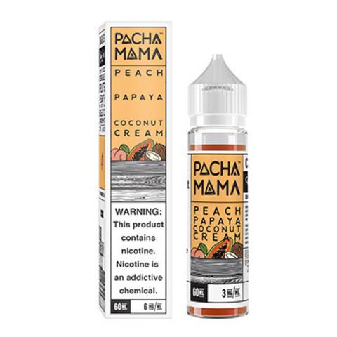 PachaMama 60 мл Peach Papaya Coconut Cream