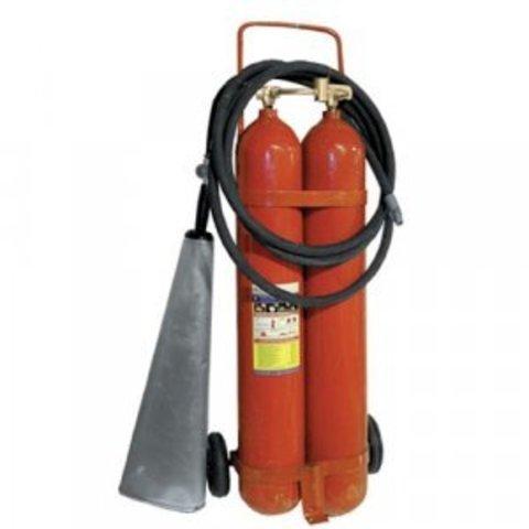 Огнетушитель углекислотный ОУ-15 ВСЕ