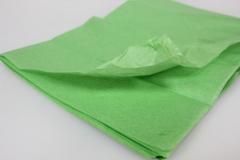 Бумага тишью, салатовая 76*50 см (10 листов в уп.)