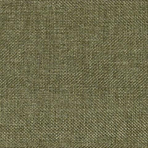 Портьерная ткань Бергамо рогожка темно-зеленый