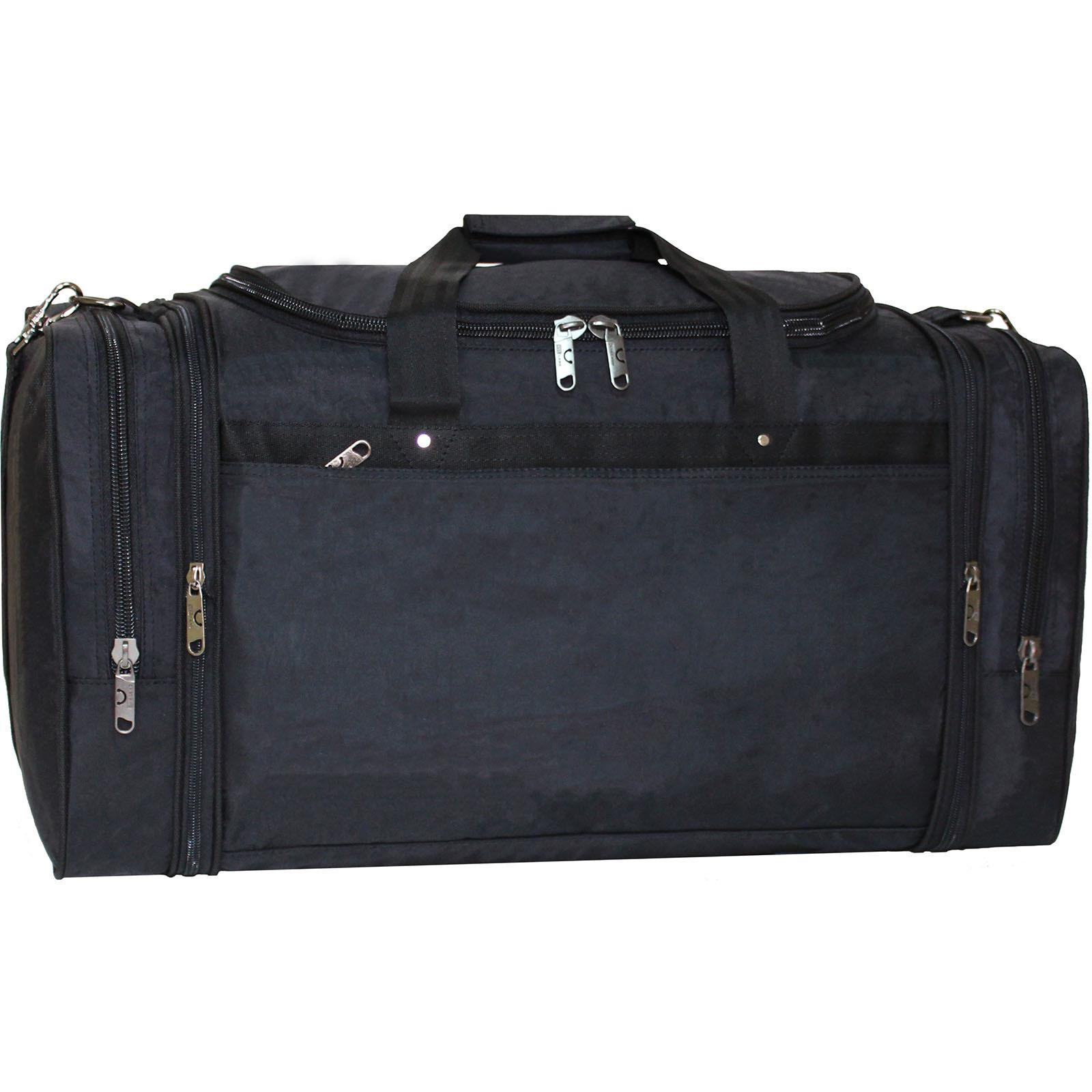 Дорожные сумки Спортивная сумка Bagland Мюнхен 59 л. Черный (0032570) IMG_1450_32570_.JPG