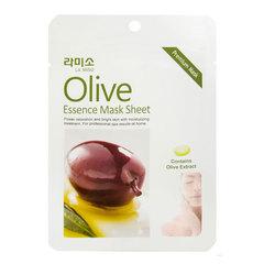 La Miso Olive Essence Mask Sheet - Маска с экстрактом оливы