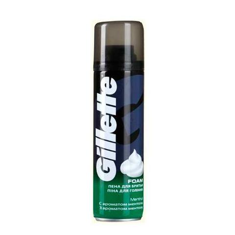 Gillette Пена для бритья
