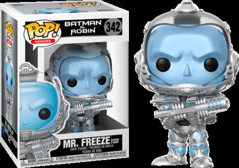 Фигурка Funko Pop! Heroes: Batman & Robin - Mr. Freeze