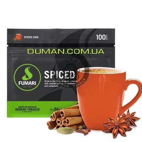 Табак Fumari Spiced Chai (Фумари Чай со Специями)