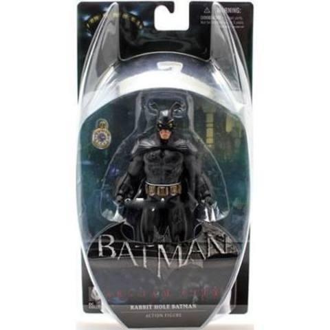 Batman Arkham City Rabbit Hole Batman