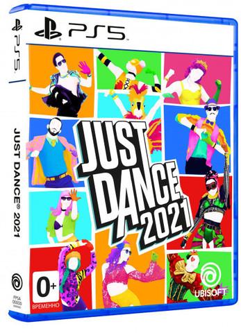 PS5 Just Dance 2021 (русская версия)