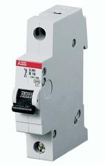Автоматический выключатель АВВ 1/50А SH SH201C50