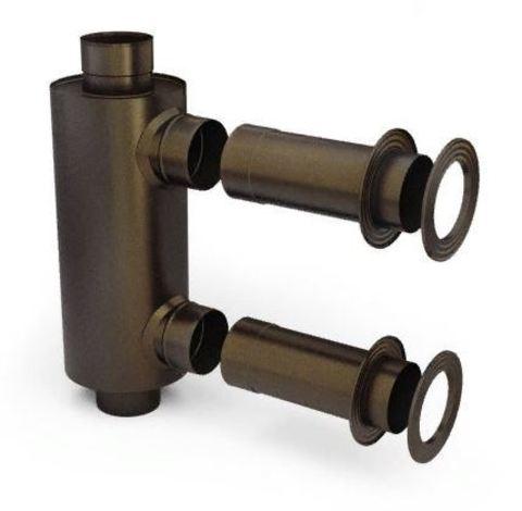 Отопитель натрубный-1 TMF Ø115 1/0,5 мм 0,65 м н/ст3 чб