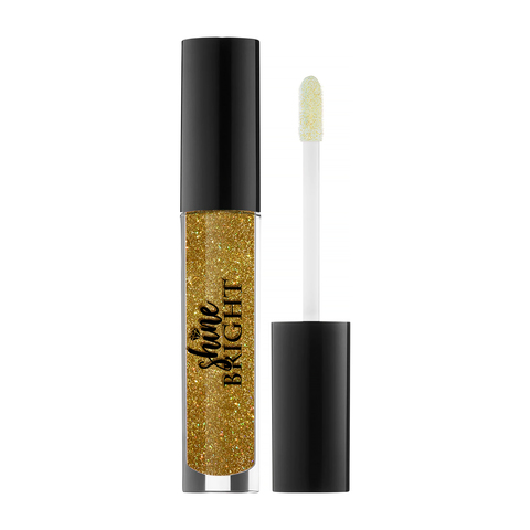 BelorDesign Shine Bright Блеск для губ тон 7 amber