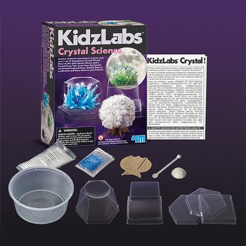 Набор 4M - Изучение Кристаллов