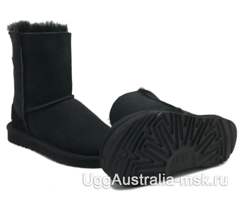 UGG Kids Zip Black