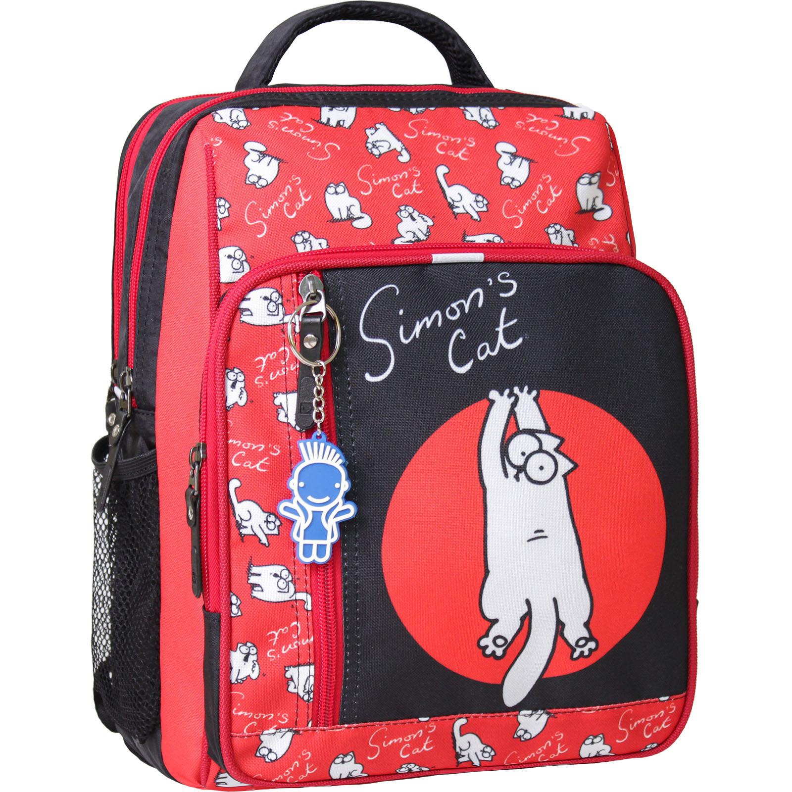 Школьные рюкзаки Рюкзак школьный Bagland Школьник 8 л. Черный 1к (0012870) IMG_5814-1600_1к.jpg